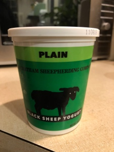 sheep yogurt
